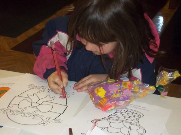 Natalie Coloring