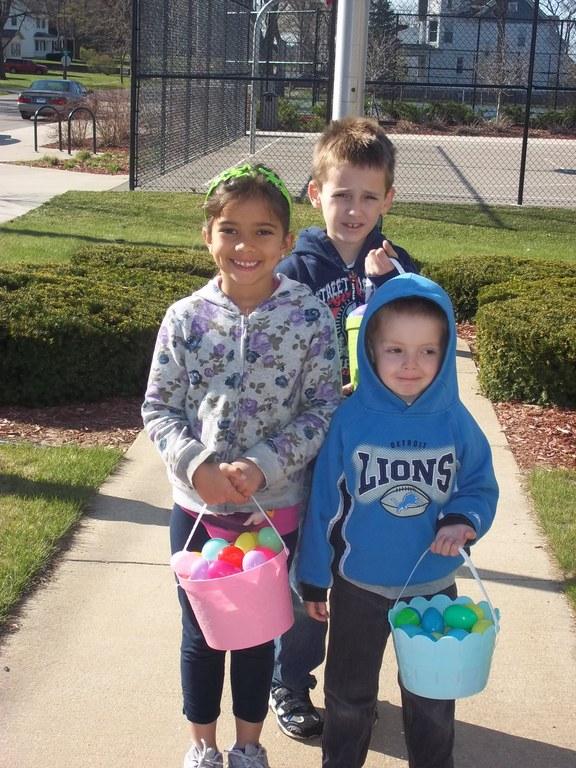 Selena, Lucas, & Michael