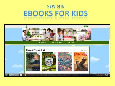 kids up north digital page